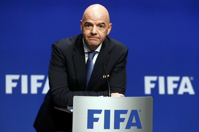 Chủ tịch FIFA G.Infantino đến Việt Nam làm gì?