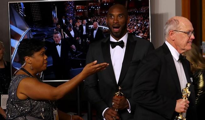 Kobe Bryant: Ôi lạy Chúa, tôi đoạt Oscar