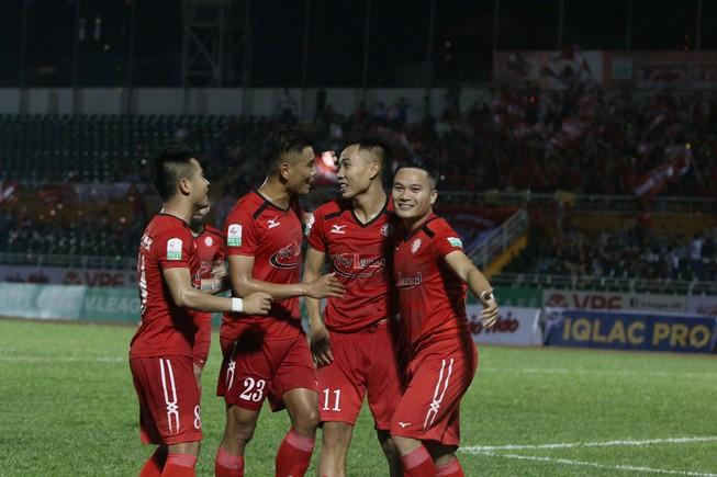 TP.HCM-Khánh Hòa: Trọng tài công bằng hơn thì sẽ khác