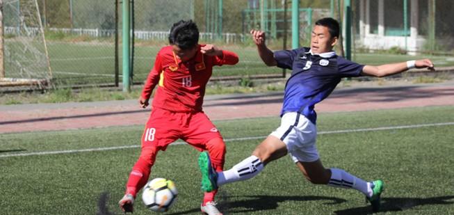U-16 Việt Nam và giấc mơ World Cup U-17