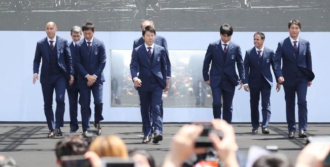 Park nói sự thật về tuyển Hàn Quốc nghe đau lòng