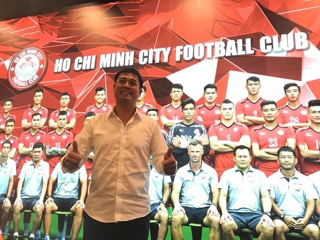 Chủ tịch CLB TP.HCM Nguyễn Hữu Thắng: Không có chuyện giải tán