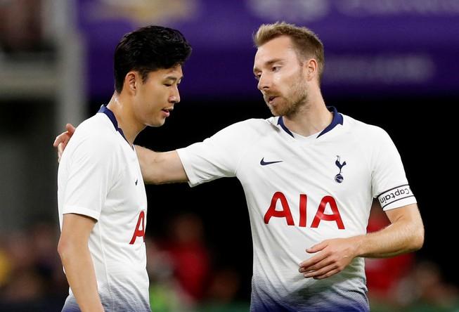 Tottenham đã cho Son về đá Asiad 18