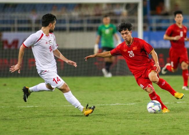 Công Phượng tỏa sáng, Olympic Việt Nam thắng trận