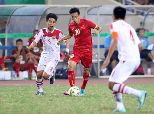 Thay đổi sân vòng loại AFF Cup 2018