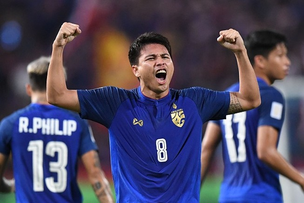 Bất chấp tuyển Thái xuống dốc, cầu thủ Thái vẫn sang J-League