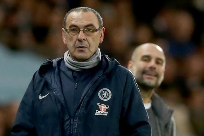 Sarri nói gì sau cái thua muối mặt của Chelsea trước Man City?