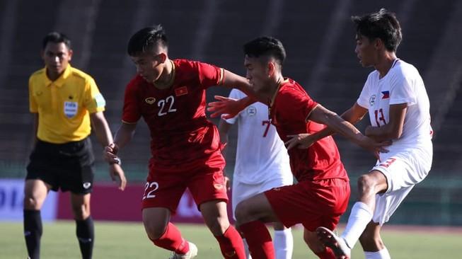 U-22 Đông Nam Á: Việt Nam - Thái Lan chung kết bảng