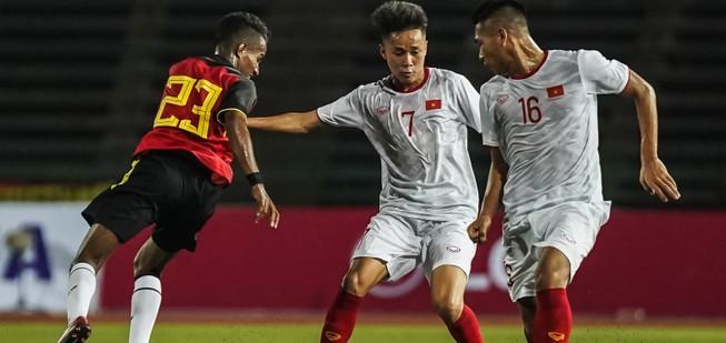 Bán kết U-22 Đông Nam Á: Đồng cân, đồng lạng