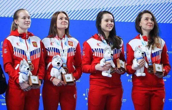 Nga nhất toàn đoàn Đại hội thể thao Sinh viên thế giới