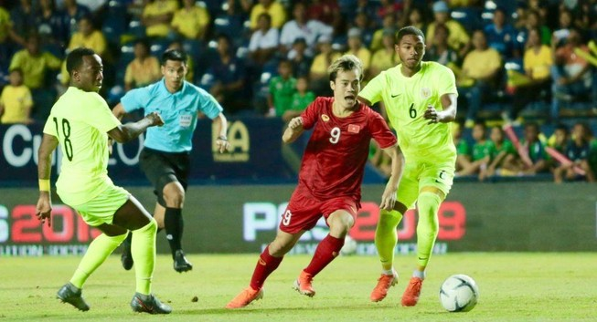 Đối thủ của tuyển Việt Nam gặp Mỹ ở tứ kết Gold Cup