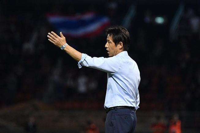 Không giữ được lời hứa thắng Việt Nam, HLV Nishino nói gì?