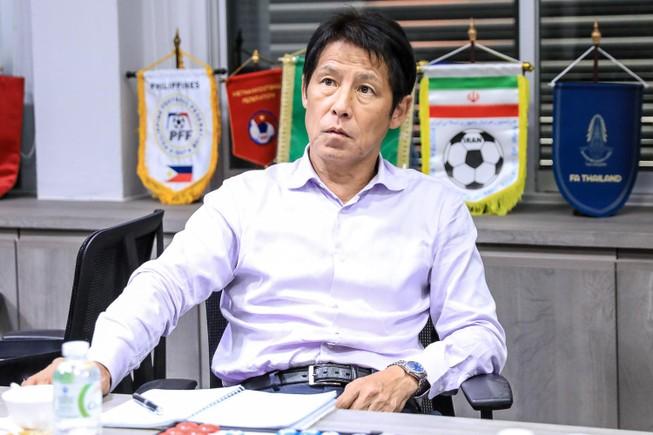 HLV Nishino không dám hứa giúp Thái Lan dự Olympic Tokyo