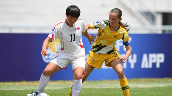 Triều Tiên đối đầu Nhật Bản ở chung kết