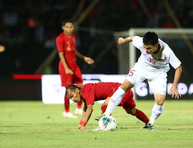 Vì sao đội tuyển Indonesia sụp đổ trước Việt Nam?