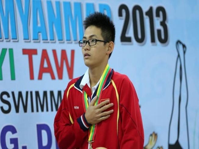 Lâm Quang Nhật 'gãy' mục tiêu có huy chương ở SEA Games 30