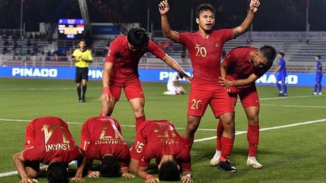 Hạ Myanmar 4-2, Indonesia mong tái đấu Việt Nam ở chung kết