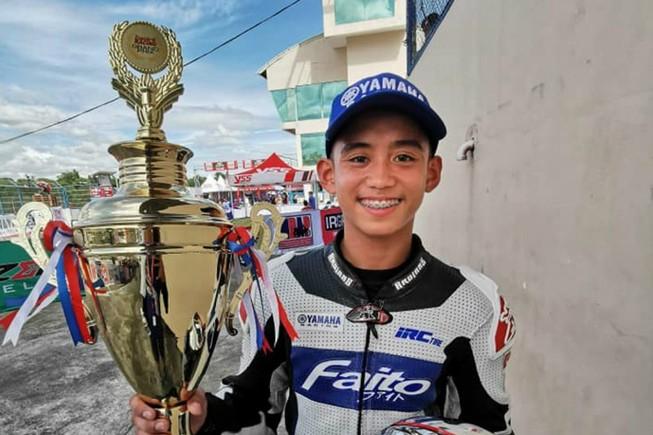 Tay đua 16 tuổi của Philippines qua đời vì tai nạn khủng khiếp