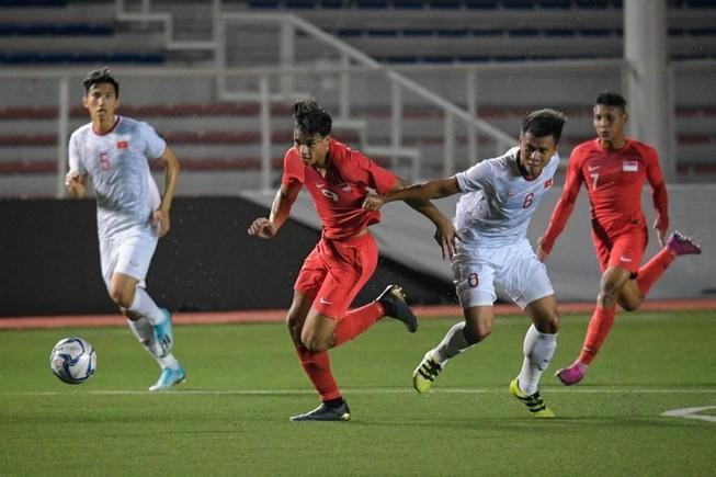 6 cầu thủ Singapore muốn 'lập công chuộc tội' trước VN là ai?