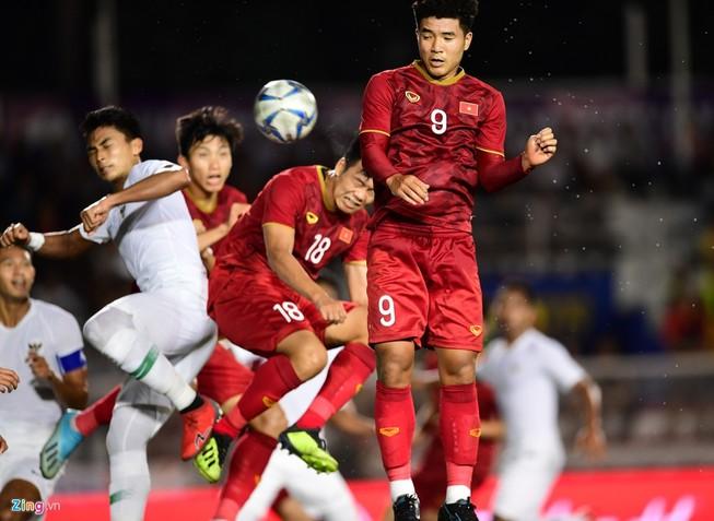 Nhờ thầy Park, tỉ lệ chiến thắng của U-22 Việt Nam là 60%