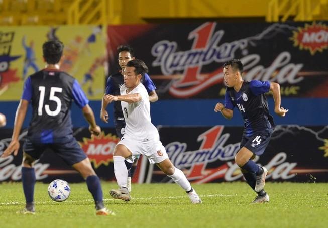 Thua Myanmar, U-20 Campuchia không thể 'đòi nợ' cho đàn anh