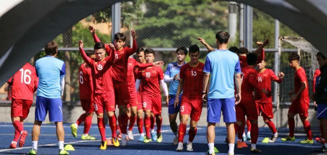 U-23 Việt Nam chọn đối thủ của Thái Lan làm 'quân xanh'