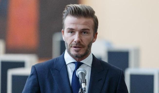 Ông bầu Beckham 'tuyển quân vùng trũng'
