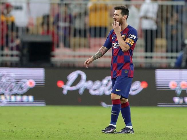 Barcelona thua đau ở châu Á