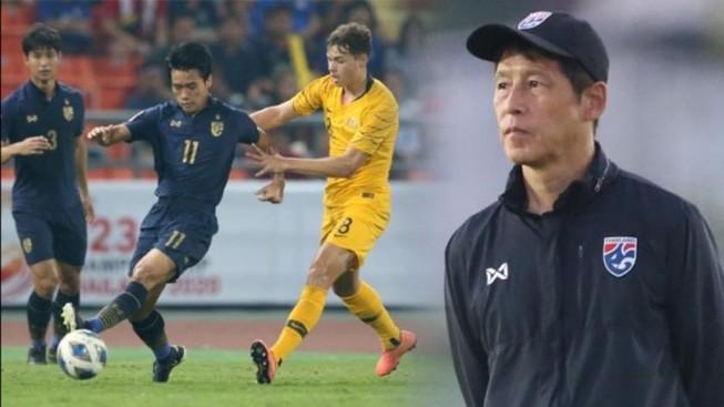 HLV Nishino nói về cú thua ngược trước Úc