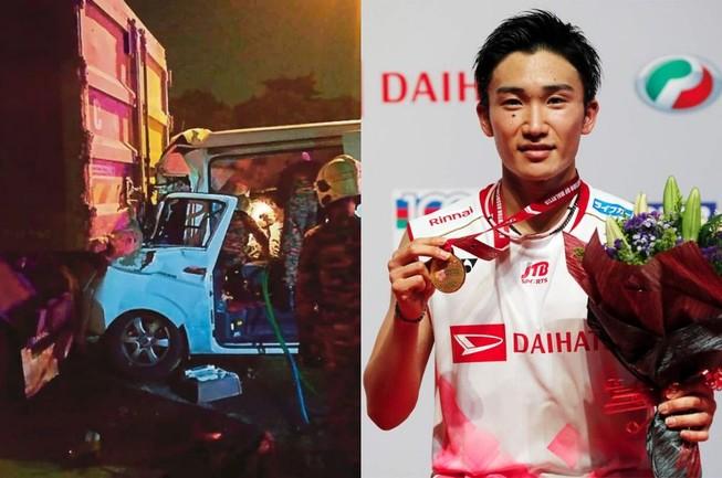 Tay vợt số 1 thế giới thoát chết ở Kuala Lumpur