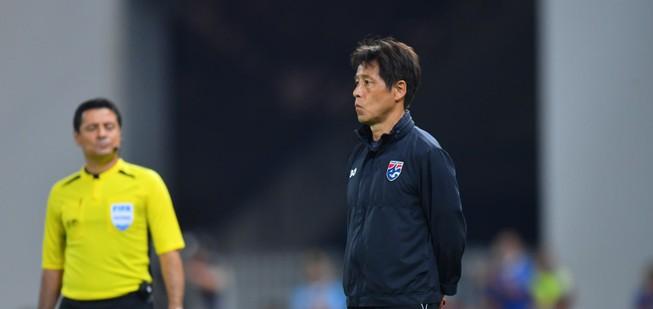 Đội hình 'lạ' của U-23 Thái Lan vào tứ kết, Nishino nói gì?