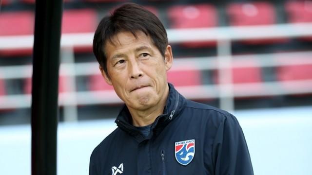 HLV Nishino nói gì khi Thái Lan bị loại ở tứ kết?