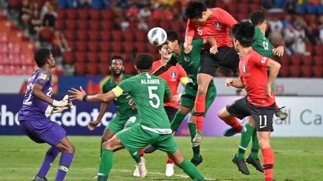 Thắng kịch tính Saudi Arabia, Hàn Quốc vô địch U-23 châu Á