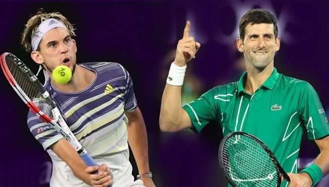 Cơ hội nào để Thiem 'lật ngôi vua' của Djokovic?
