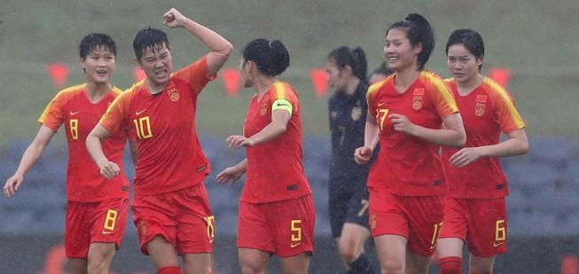 Thua đậm Trung Quốc, tuyển Thái Lan tan vỡ giấc mơ Olympic