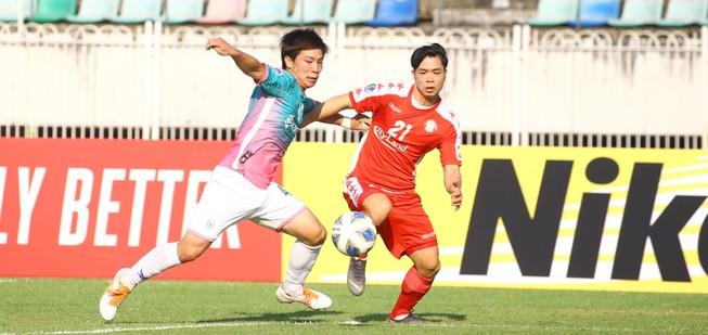 Công Phượng 'nổ súng', CLB TP.HCM thoát thua Yangon ở AFC Cup