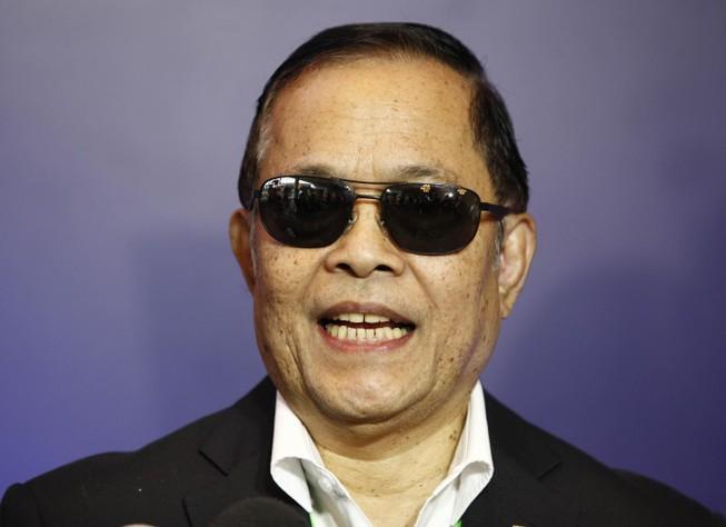 Worawi sẽ kiện kết quả bầu cử LĐBĐ Thái Lan lên CAS