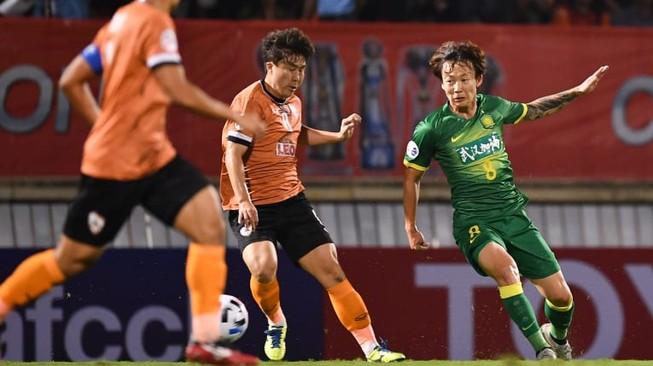Nhà vô địch Thai-League thua CLB Trung Quốc