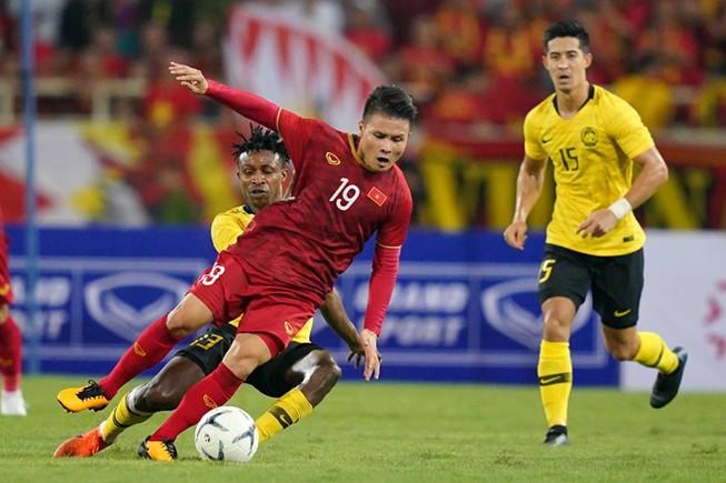 Tuyển Việt Nam sẽ được hưởng lợi trận làm khách gặp Malaysia