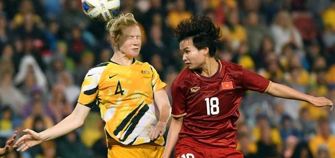 Đối mặt tuyển Úc hùng mạnh, tuyển Việt Nam 'cầu được ước thấy'