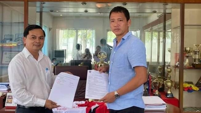 Tác giả bàn thắng vàng đưa VN vô địch AFF Cup về Long An