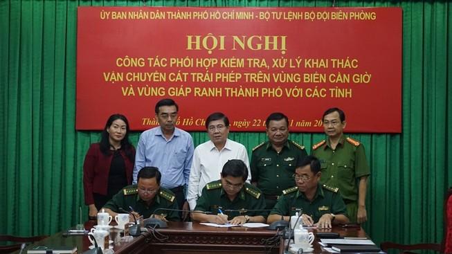 TP.HCM: Cần chung tay phối hợp trị 'sa tặc'