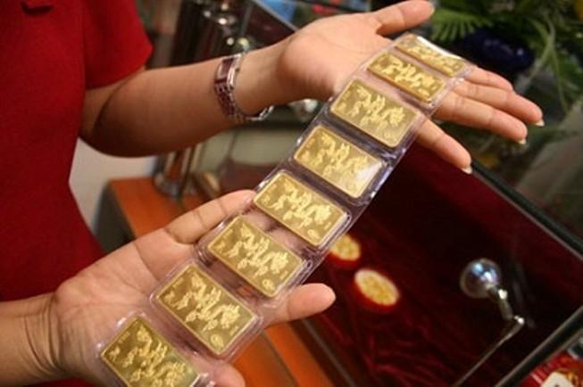 Sự kiện hiếm thấy trên thị trường vàng Việt Nam