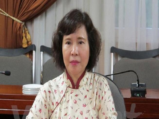 Giá cổ phiếu gia đình bà Kim Thoa biến động thất thường