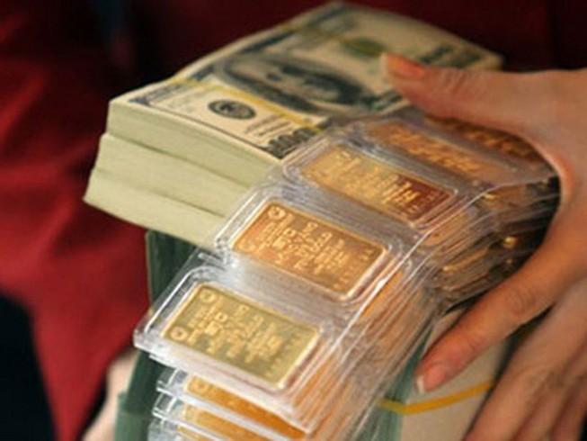Giá vàng lại nổi sóng, có nơi tăng 1,35 triệu đồng/lượng