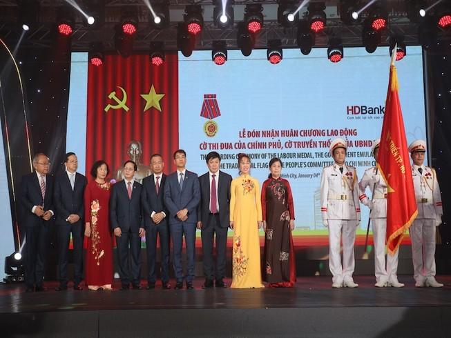 HDBank - 30 năm tự hào hành trình vươn ra biển lớn