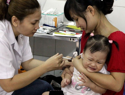 Hơn 14 triệu trẻ tiêm vaccine sởi-rubella an toàn