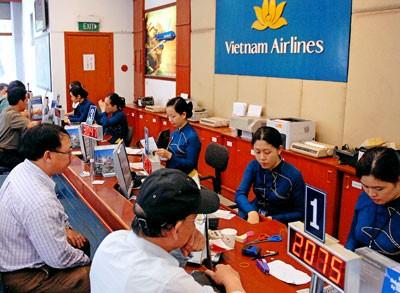 Vietnam Airlines bán vé 500 ngàn đồng