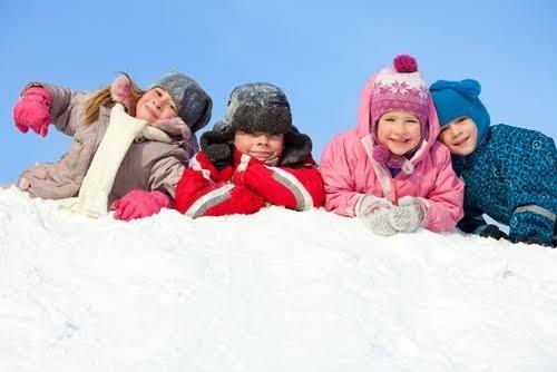 Bảy cách giữ sức khỏe cho bé trong mùa lạnh