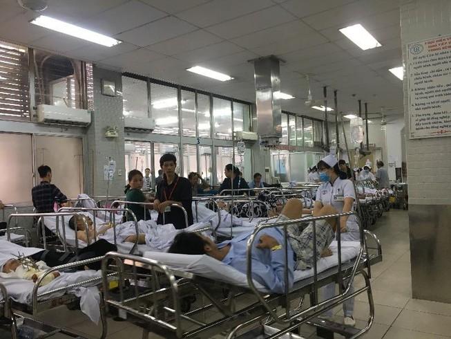 Các bệnh viện giảm hẳn tai nạn giao thông do 'ma men'